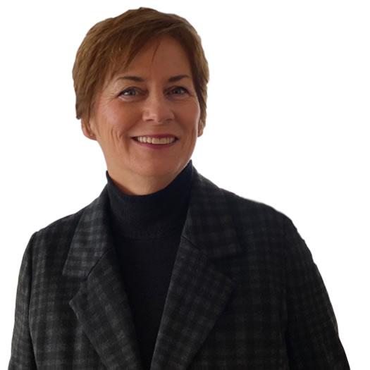 Mary Jane Hughes, Senior Accountant